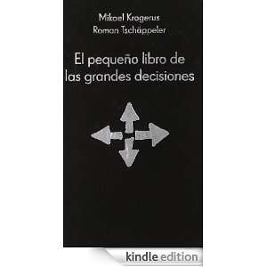 El pequeño libro de las grandes decisiones 50 modelos para el