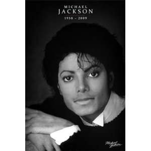 Michael Jackson   Black & White Tribute PREMIUM GRADE