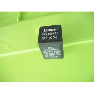 19 FL FLASHER RELAY LUCAS 09285485 BREAKING SPARES