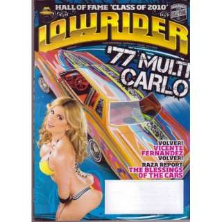 LOWRIDER Magazine (Aug 2010) 77 Multi Carlo