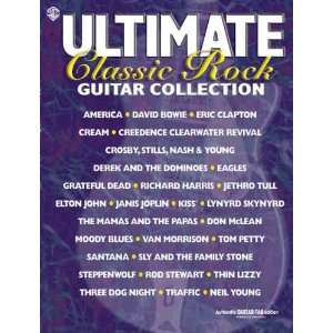 Ultimate Guitar Collection Classic Rock (Ultimate (Warner