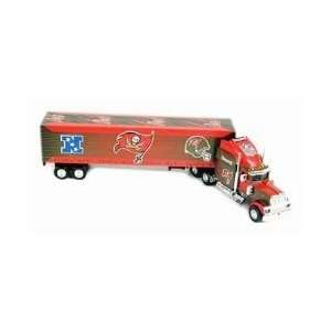 2004 Fleer NFL Semi Diecast Tractor Trailers Truck: Sports & Outdoors