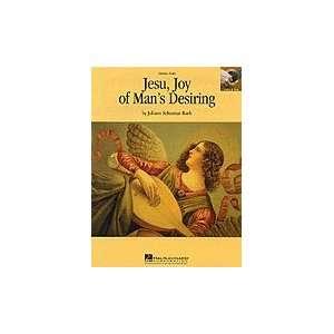 Jesu, Joy of Mans Desiring Guitar Solo (Guitar Sheet