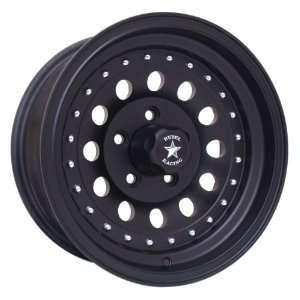 16x8 Rebel Outlaw II (Matte Black) Wheels/Rims 6x139.7