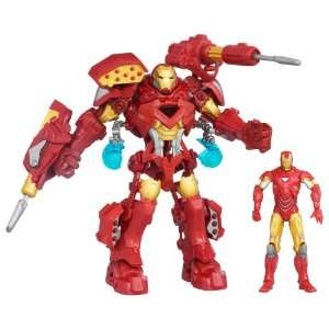 Avengers Marvel Universe Stark Tek Mech Suit   Iron Man