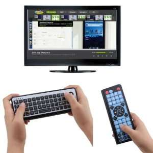 Mini keyboard for Google TV, Smart TV, set top box, HTPC Electronics