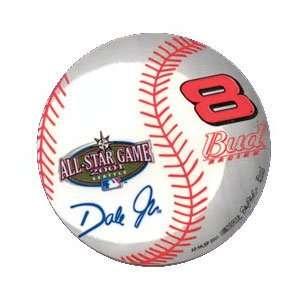 MLB 2001 All Star Game logo Nascar Race Car Driver Sticker Automotive
