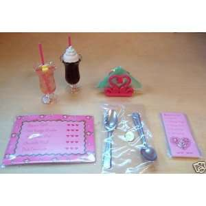 American Girl Sweet Treats Set Revised Edition Toys