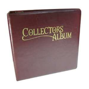 Collectors Album (Red) Dragon Shields Toys & Games