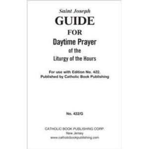 Guide for Daytime Prayer 2012 (Catholic Book 422/G)