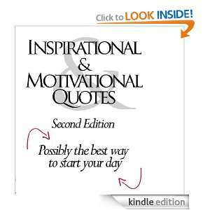 Inspirational & Motivational Quotes   Second Edition Terry Elston