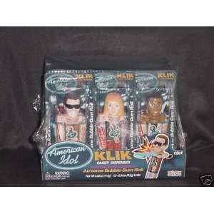 American Idol Retired & HTF Lot of 3 Orig Judges Kliks