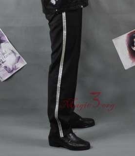 Michael Jackson Billie Jean Pants Costume replica JBPS