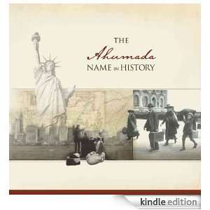 The Ahumada Name in History: Ancestry  Kindle Store