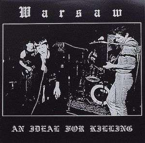 Joy Division / Warsaw   An Ideal For Killing LP 1977 79
