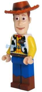 LEGO DISNEY TOY STORY WOODY MINIFIG FIGURE 7597 NEW