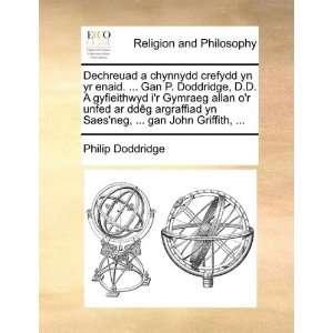 yr enaid.  Gan P. Doddridge, D.D. A gyfieithwyd ir Gymraeg allan