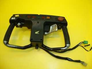 HONDA Pilot FL400 FL400r Steering wheel