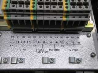 Danfoss Variable speed drive 200 240v VLT3006 175N1111