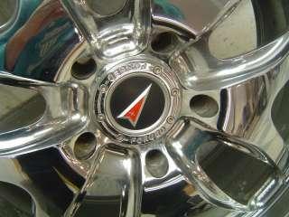 04 06 Pontiac GTO SAP MC2 18 Chrome 5 Spoke Wheel