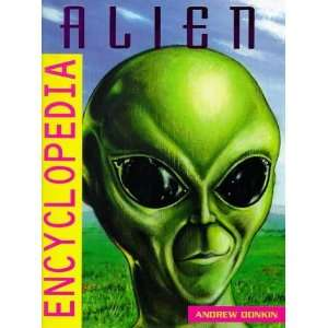 Alien A Z (9781901881448): Andrew Donkin, Paul Fisher Johnson: Books