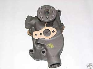 61 72 Chevrolet 283 307 327 350 Rebuilt Water Pump