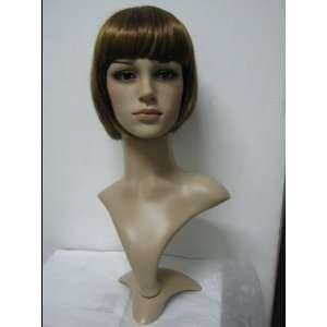 Female Women Manikin Head Mannequin Hat Helmet Cap Wig