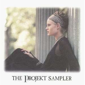 The Projekt Sampler Various Artists Music