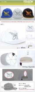 dicubo New Mens Hats Fashion Hip Hop Caps Ball cap Unisex Hats White