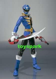 BANDAI S.H. Figuarts Kaizoku Sentai Gokaiger GOKAI BLUE + GOKAI DARIN
