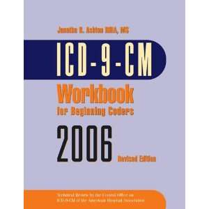 ) Janatha R. Ashton, Central Office on ICD 9 CM of the AHA Books