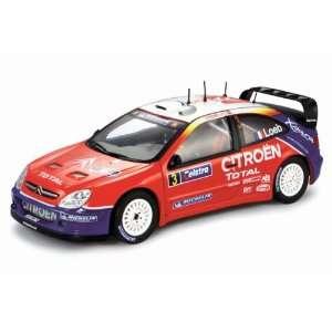 Citroen Xsara WRC 1/18   S.Loeb/D.Elena 2004 World