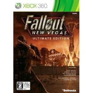 Fallout New Vegas: Ultimate Edition [Japan Import]: Video