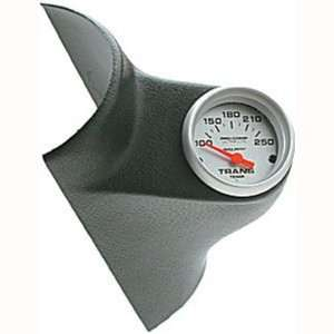 Auto Meter 7093 Black Single A Pillar Gauge Kit for 1998