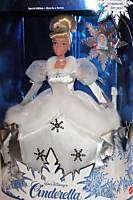 BARBIE DOLL HOLIDAY CHRISTMAS #1 DISNEY 1996 ITEM #16090 NRFBWOW