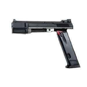 CZ 75 Kadet Pistol Adapter 22LR Black 10rd: Everything