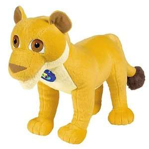 Go Diego Go DiegoS Animal Rescue Baby Lion: Toys & Games