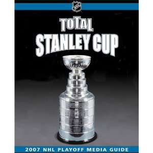 NHL Total Stanley Cup 2007 Playoff Media Guide Sports & Outdoors
