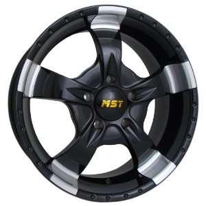 854 (Gloss Black w/ Machined Accents) Wheels/Rims 8x165.1 (854 78582