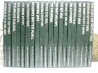THE EPIC OF FLIGHT TIME LIFE BOOKS (21 VOL.SET)
