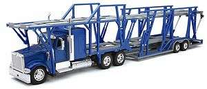 INTERNATIONAL AUTO CARRIER DIECAST 132 MODEL TRUCK SEMI TRAILER