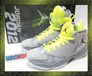 2012 Wolf Grey Volt Silver White Black Yellow Green US 8~12