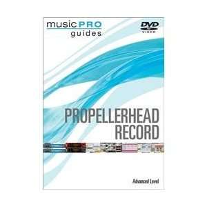 Record Advanced Music Pro Guide Dvd (Standard): Musical Instruments