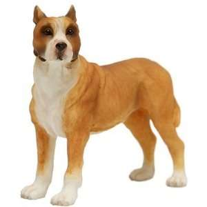 World of Dogs American Staffordshire Terrier Figurine