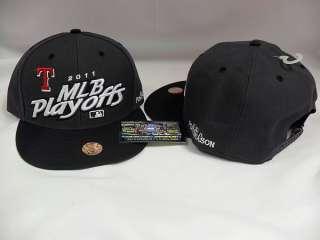 2011 Texas Rangers CHAMPIONS playoff HAT/CAP