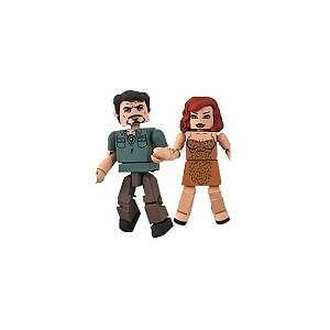 Minimates Iron Man 2 Stark Expo Two Pack Exclusive Item