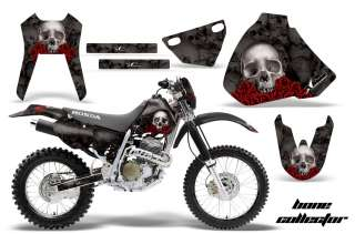 AMR GRAPHICS MX STICKER KIT HONDA XR400 XR BACKGROUNDS