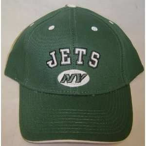 NFL New York Jets Game Day Script Hat Cap Lid Sports