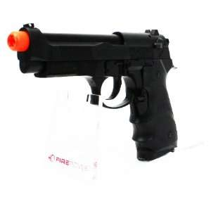 Full Auto M9 Police Pistol FPS 150 Blowback Airsoft Gun Sports