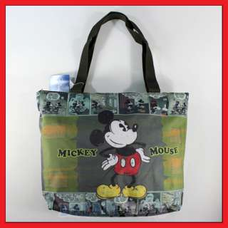Disney Mickey Mouse Tote Diaper Bag   Shoulder Travel